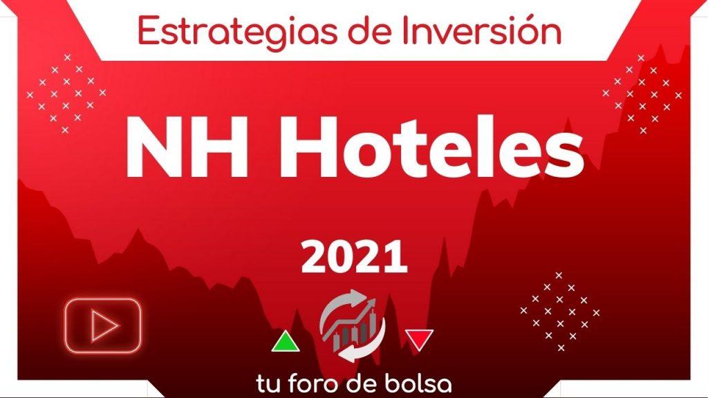 NH Hoteles en bolsa