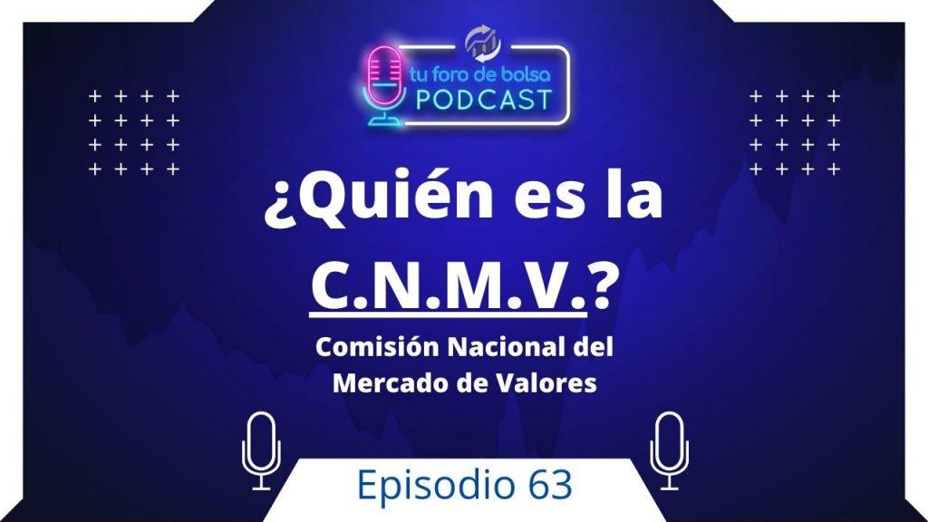 ¿quien es la cnmv?