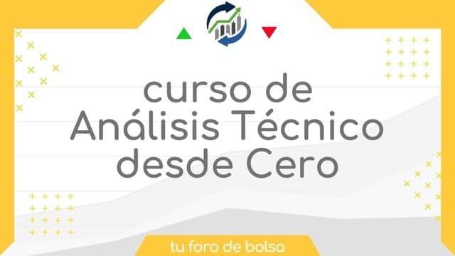 curso de Análisis Técnico desde Cero