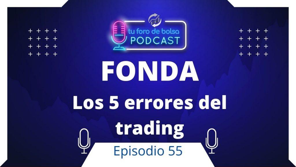 errores del trading