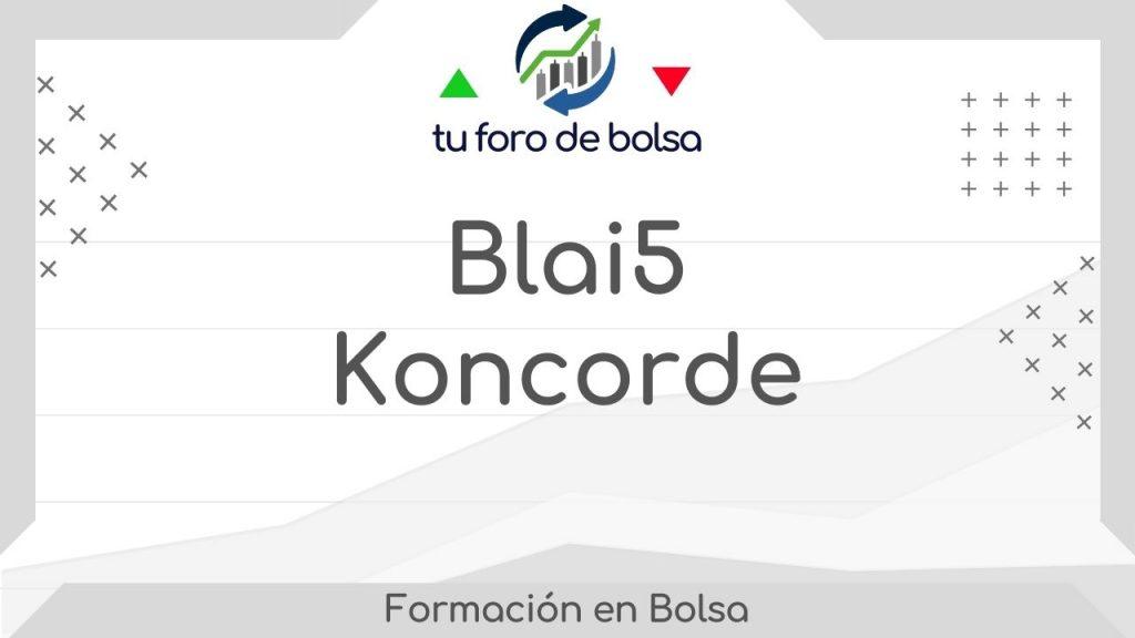 como funciona blai5 koncorde