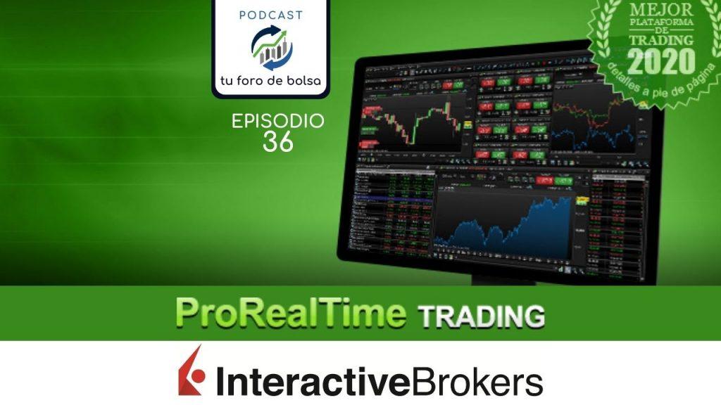 ProRealTrading interactive brokers